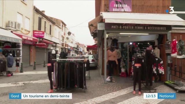 Gard : les touristes sont peu nombreux