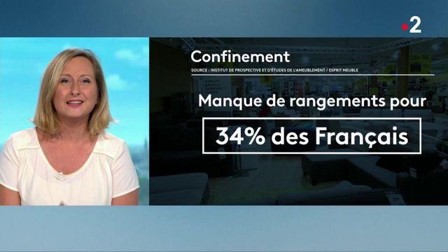Déconfinement : les Francais se sont rués sur les meubles