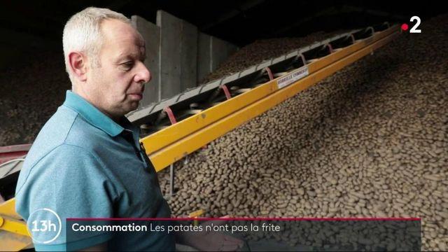 Consommation : des producteurs de pommes de terre en difficulté