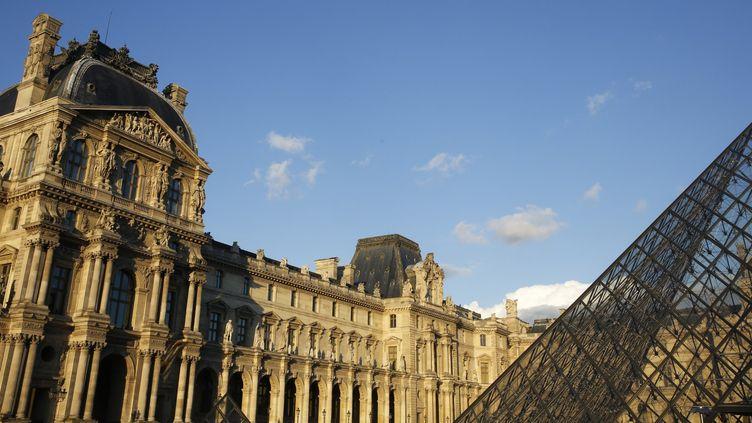 Le musée du Louvre à Paris.  (Philippe Lissac / Photononstop)