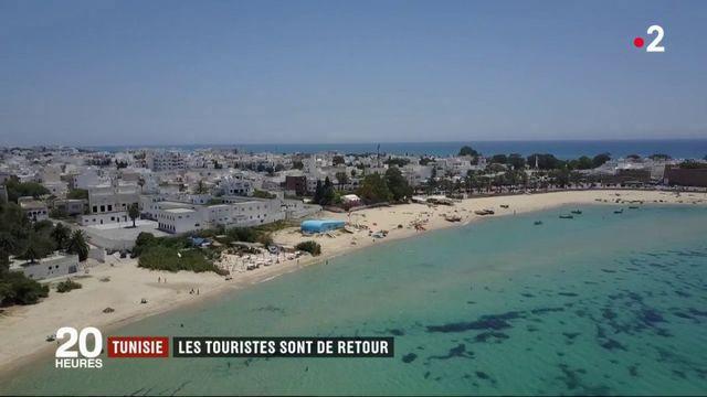 Tunisie : les touristes sont de retour