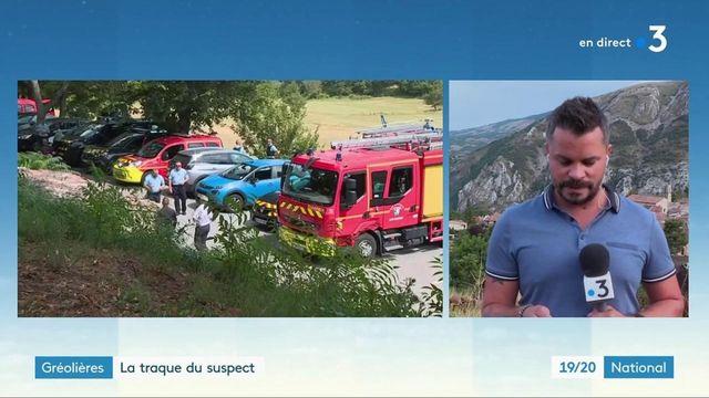 Féminicide : la traque d'un homme suspecté d'avoir abattu une femme continue à Gréolières