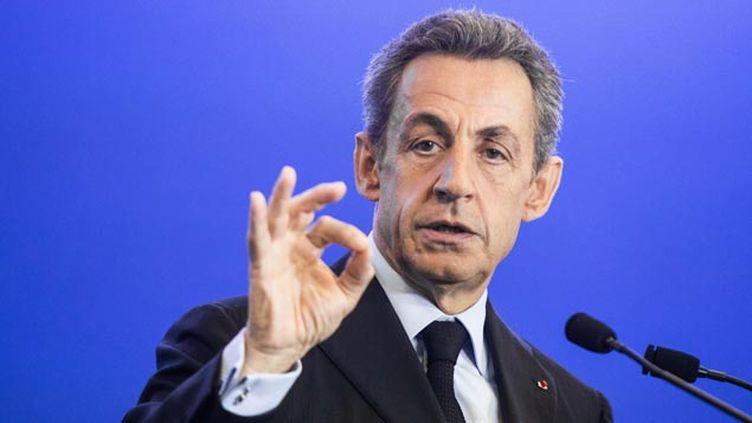 (Nicolas Sarkozy veut des réponses à ses questions © REVELLI-BEAUMONT/SIPA)