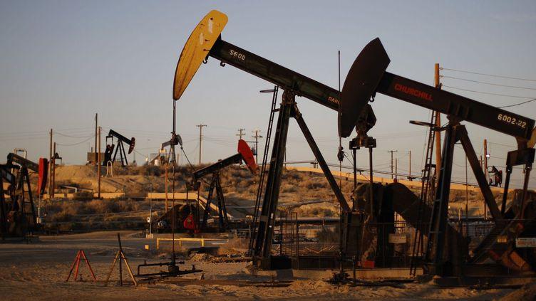 Les faillites se multiplient dans le pétrole de Schiste américain (AFP/ David Mc new)