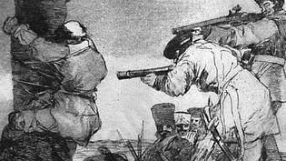 Goya / Les Désastres de la guerre  (DR)