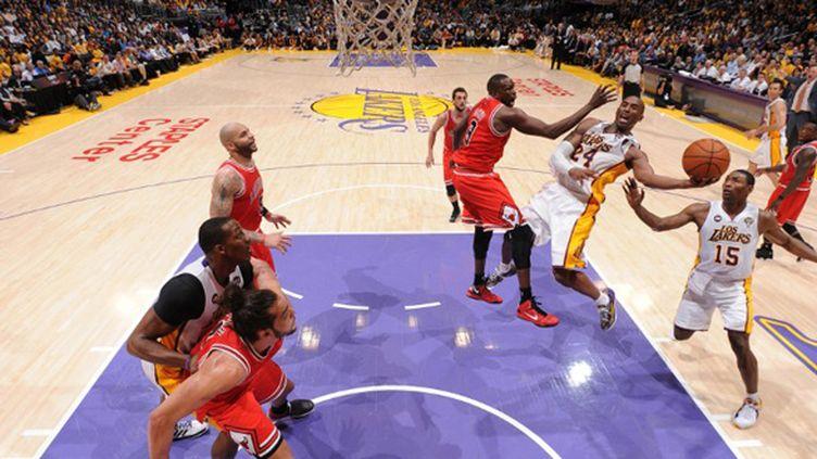 Kobe Bryant, 19 points et 9 passes face à Chicago