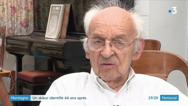 Alpes : le corps d'un skieur identifié 63 ans après sa disparition
