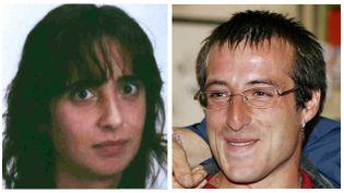 (Iratxe Sorzabal à gauche, David Pla à droite, sont deux des chefs politiques d'ETA © MaxPPP)