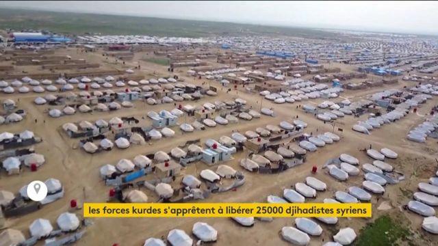 Syrie : les Kurdes prêts à libérer des djihadistes syriens