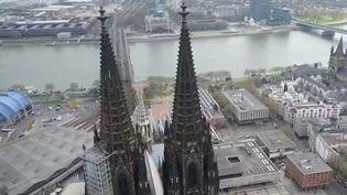 La cathédrale de Cologne en Allemagne (France 2)