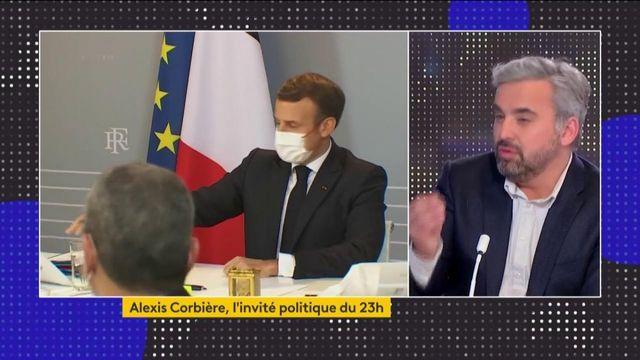"""Confinement : une stratégie """"extrêmement rudimentaire"""" selon Alexis Corbière"""