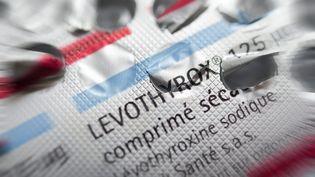 Une plaquette de Levothyrox. (MAXPPP)