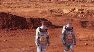 Photo Hebdo : un procès pour l'histoire, des protestations, des astronautes (FRANCE 2)