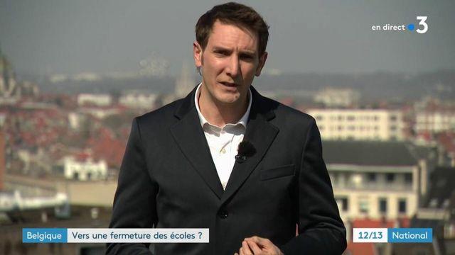 Covid-19 : la Belgique songe à fermer ses écoles