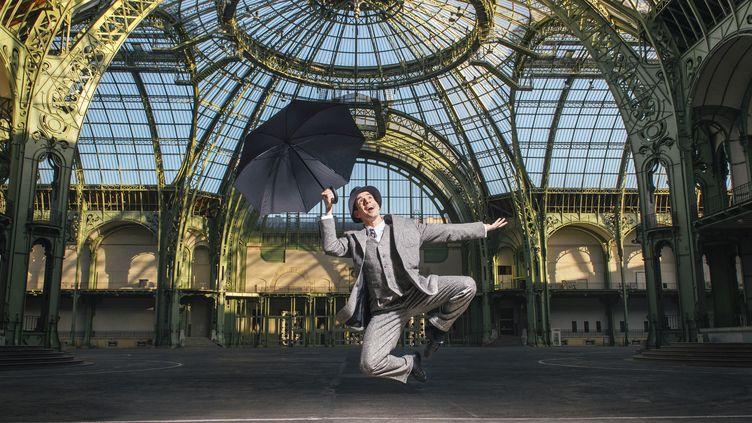 """Le théâtre du Châtelet présente au Grand Palais se création 2015 """"Singin' in the rain""""  (Théâtre du Châtelet / Sylvain Gripoix)"""