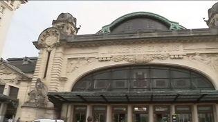Haute-Vienne : la beauté de la gare de Limoges (FRANCE 3)
