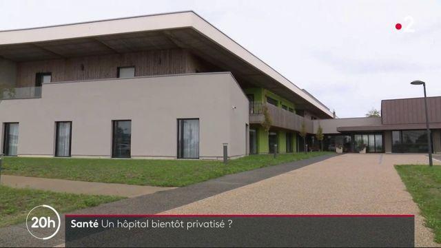 Santé : un hôpital public de Maine-et-Loire bientôt privatisé ?