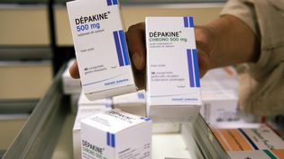 L'anti-épileptique Dépakine a été commercialisé en 1967 par le laboratoire Sanofi. (MAXPPP)