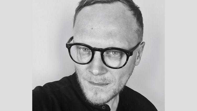 Richard René, nouveau Directeur Artistique de Guy Laroche...  (DR)