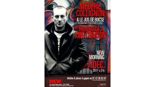 En concert au New Morning le 7 décembre 2011  (DR)