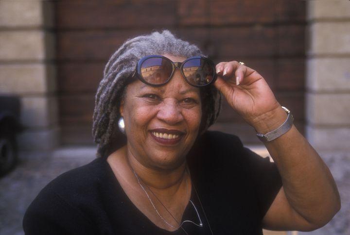 La romancière américaine Toni Morrison, prix Nobel de littérature en 1994, ici en 1999 (MARCELLO MENCARINI / MARCELLO MENCARINI)