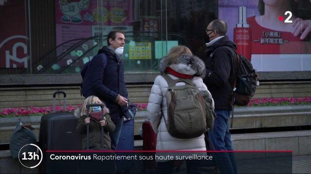 Coronavirus : le premier rapatriement d'expatriés français se prépare