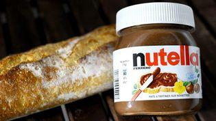 Les sénateurs ont adopté le 26 novembre 2012 un amendement visant à taxer l'huile de palme, présente dans le Nutella, lors du débat sur le budget 2013. (JOHANNA LEGUERRE / AFP)