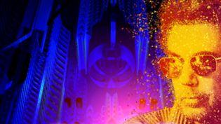 """Le visuel du concert live """"Alone Together"""" en réalité virtuelle de Jean-Michel Jarre pour la Fête de la musique 2020. (JEAN-MICHEL JARRE.COM)"""