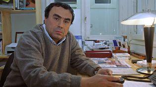Benjamin Stora, historien de l'Algérie coloniale et de la guerre d'Algérie, le 5 mai 2001. (ABDELHAK SENNA / AFP)