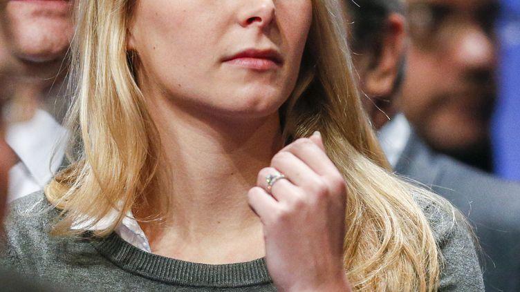 Marion Maréchal-Le Pen à Lyon, le 30 Novembre 2014. (ROBERT PRATTA / REUTERS )