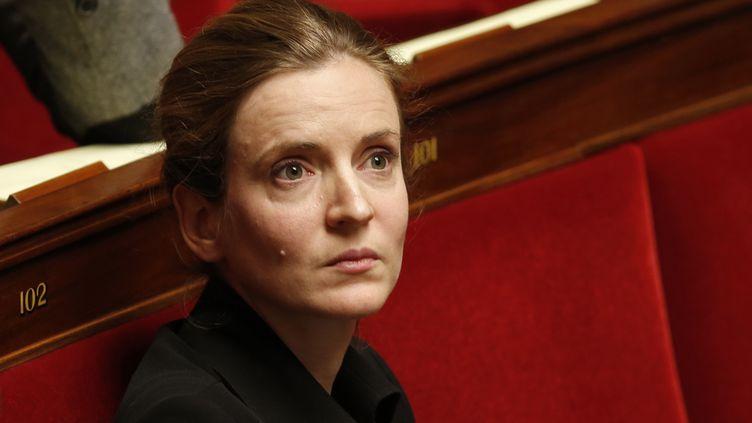 La députée de UMP de l'Essonne Nathalie Kociusko-Morizet à l'Assemblée nationale, le 11 décembre 2012. (CHARLES PLATIAU / REUTERS)