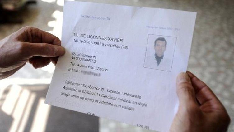 Un avis de recherche  international a été diffusé pour retrouver Xavier Dupont de Ligonnès. (AFP - Jean-Sébastien Evrard)