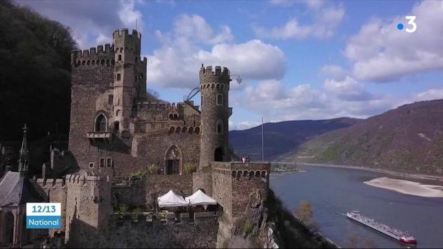 Allemagne : les châteaux forts du Rhin, fermés, se languissent du retour des touristes