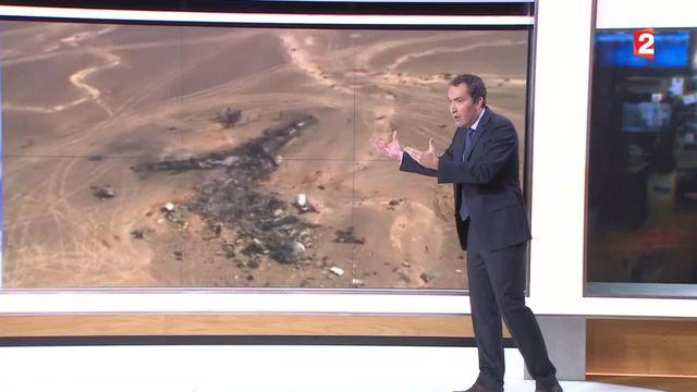 Crash en Egypte : la piste de la bombe est privilégiée