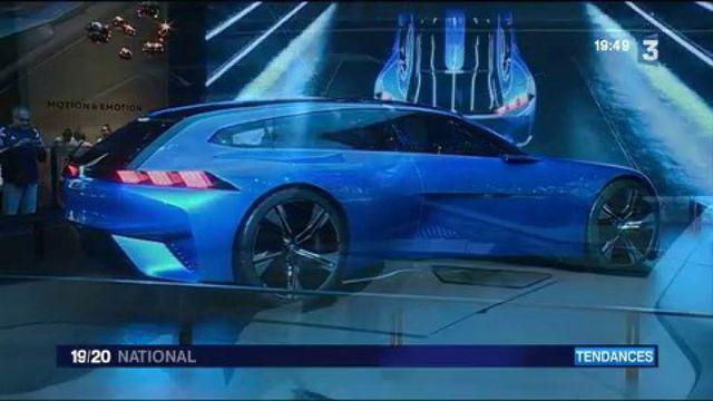 Salon de l'automobile de Genève : les voitures françaises font leur star