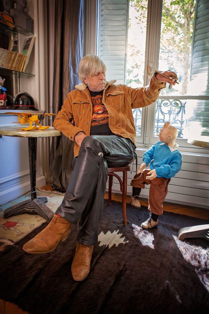 Renaud : un nostalgique de l'enfance (Pascale Hartmann)