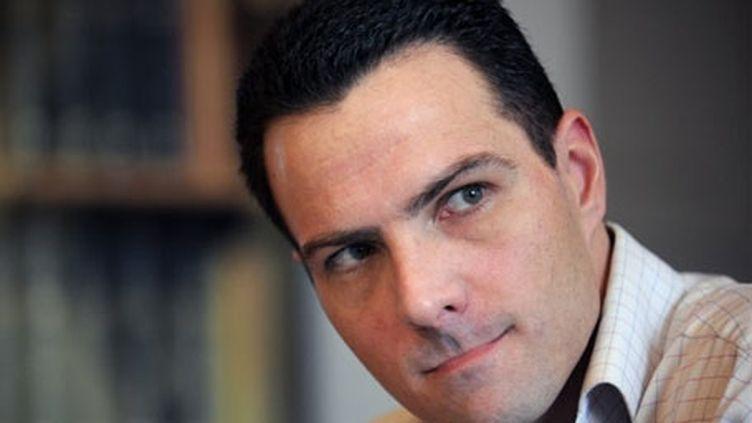 Jérôme Kerviel a reconnu une partie des faits tout en mettant en cause la hiérarchie de la banque. (AFP - Martin Bureau)