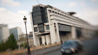 Le ministère de l'Economie et des Finances, à Paris. (LOIC VENANCE / AFP)