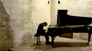 Bruce Brubaker, l'un des temps forts du Festival International de Piano de la Roque d'Anthéron   (France 3 / Culturebox)