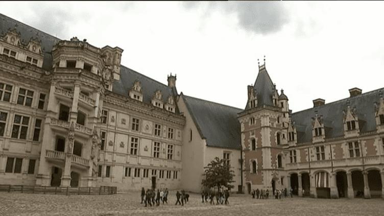 La cour du château de Blois  (France 3 / Culturebox)
