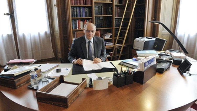 Le président de la Cour des comptes, Didier Migaud (AFP - MEHDI FEDOUACH)