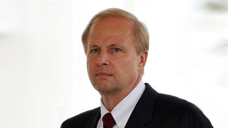 Bob Dudley en juin 2010 à Washington (AFP. M.Noan)