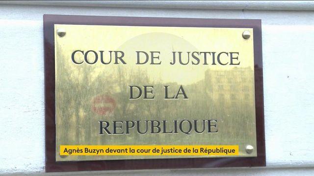 Covid-19 : Agnès Buzyn attendu devant la cour de justice de la République