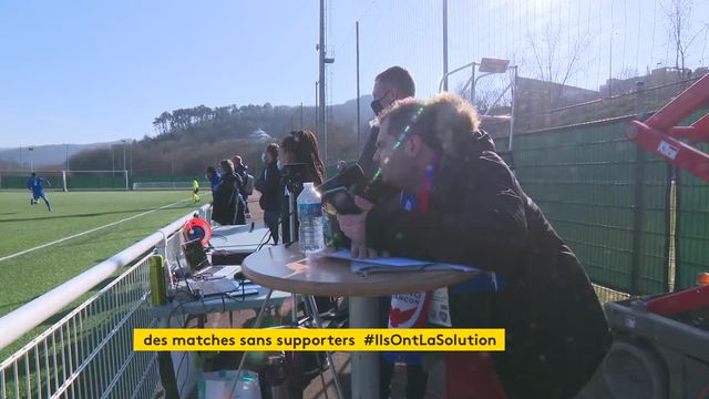 Quand les supporters du RC Besançon suivent leur équipe sur les réseaux sociaux