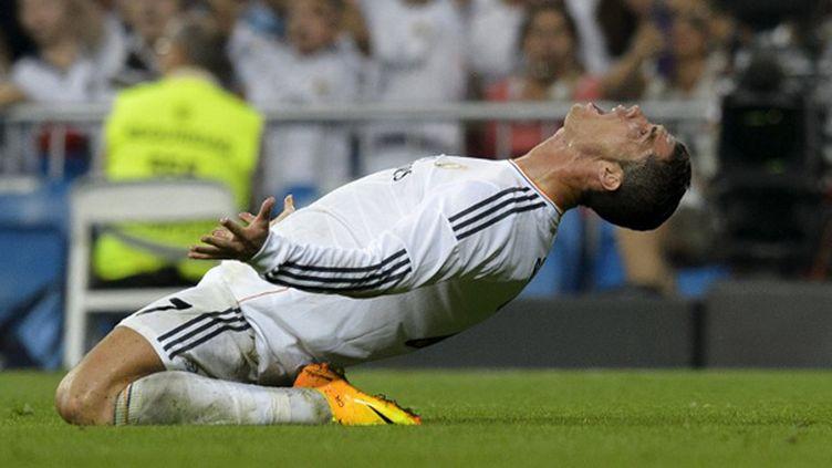 Ronaldo (Real Madrid) (DANI POZO / AFP)