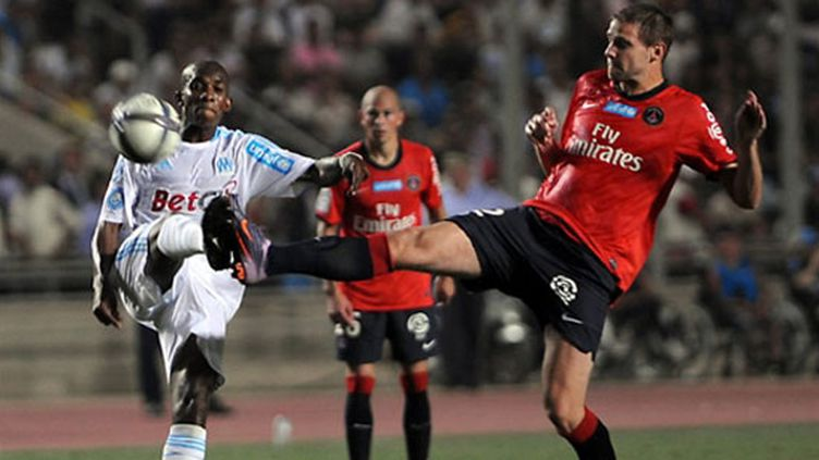PSG-OM, Trophée des champions