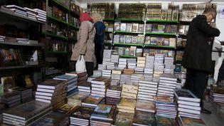 A la Foire internationale du livre de Tunis, le 25 mars 2016 (REUTERS - ZOUBEIR SOUISSI / X02856)