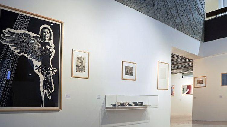 """""""Peintres et Vilains - imprimer l'art"""" une invitation dans le voyage de l'estampe à travers les âges  (JL Bouchier, BmL)"""