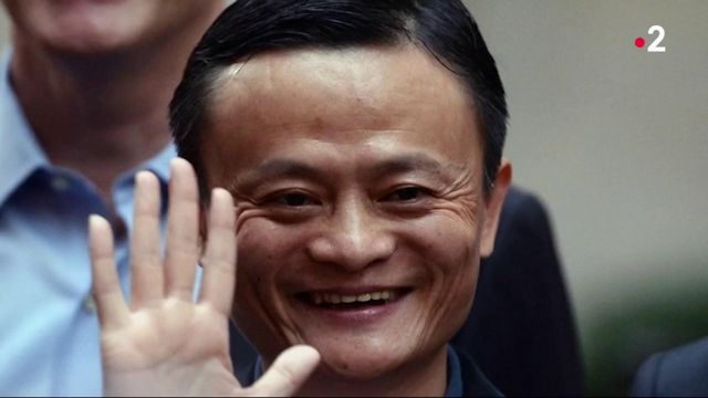 Chine : disparition du milliardaire Jack Ma