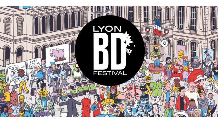 L'INTERNATIONALE LYONNAISE (LUKE MCGARRY, LYON BD)
